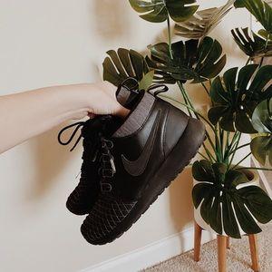 Nike Shoes - Black Nike high tops